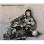 "Boxed Figure: E&S Army SFG Veteran with Prosthetic Limb ""Dragoon"" (26011)"