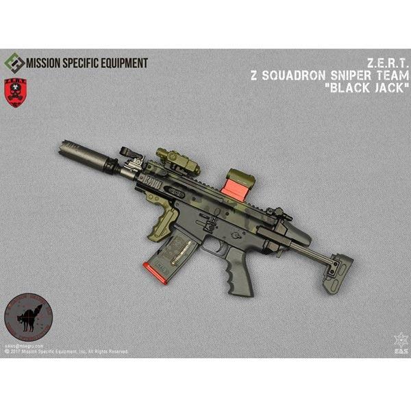 Monkey depot boxed figure e s z e r t urban sniper z squadron sniper team black jack xp004 - Moderne oudersuite ...