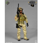 Boxed Figure: E&S Seal Team 3 Charlie Platoon Marc Lee Deluxe (MSE-ML01)