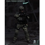 "Boxed Figure: E&S Task Force Spectre ""Skipper"" (ES-28001)"