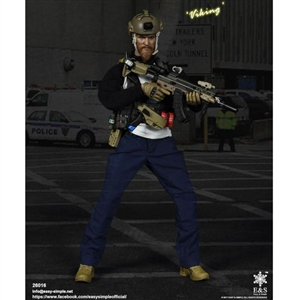 "Boxed Figure: E&S PMC Urban Operation Assaulter 2 ""Viking"" (ES-26016)"