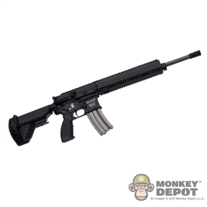 Rifle: Easy & Simple USMC M-27 IAR (Infantry Automatic Rifle)