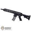 Rifle: Easy & Simple HK 416 Assault Rifle