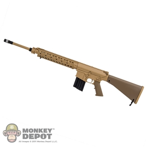 Rifle: Easy & Simple M-110 Semi Automatic Sniper
