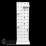 Display: Easy & Simple Modular Weapon Display Shelf