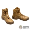 Boots: Easy & Simple Dirty Molded Tactical Boots