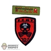 Insignia: Easy & Simple ZERT 702 Shield & SLAM Patch