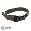 Belt: Easy & Simple Green Riggers Belt