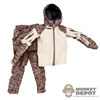 Uniform: Easy & Simple Desert Custom Gryphon Hybrid Combat Jacket & Pants