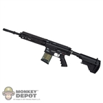 "Rifle: Easy & Simple 12"" Barrel 417 Assault Rifle"