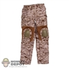 Pants: Easy & Simple Desert Custom Combat Pants