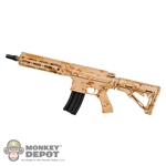 Rifle: Easy & Simple HK416 Geronimo