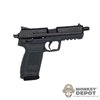 Pistol: Easy & Simple Two-Tone HK45T Pistol