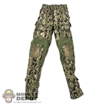 Pants: Easy & Simple Woodland Gen2 AC Combat Pants Navy Cut