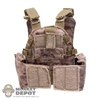 Vest: Easy & Simple Desert 6094A Slick Chest Rig