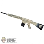 Rifle: Easy & Simple Weathered Chris Kyle M110