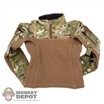 Shirt: Easy & Simple Multicam Softshell Top