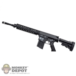 Rifle: Easy & Simple SR25 Assault Rifle