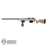 Rifle: Easy & Simple TAC 338 Sniper Rifle w/BiPod