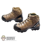 Boots: Easy & Simple Molded Scarpa Boots (No ankle pegs)