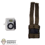Camera: Easy & Simple GoPro HD Camera w/MOLLE Adaptor