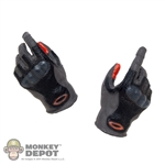 Hands: Easy & Simple Molded Oakley Gloves
