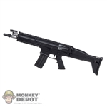 Rifle: Easy & Simple MK16 MOD0 Assault Rifle