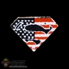 Insignia: Easy & Simple American Superman Patch