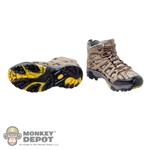 Boots: Easy & Simple Merrell Moab Ventilator Mid Hiking Boots