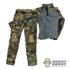 Uniform: Easy & Simple A9 Combat Uniform Set w/Belt