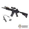 Rifle: Easy & Simple MK18 Assault Rifle