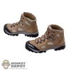Boots: Easy & Simple Molded Merrell Hiking Boots