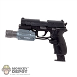 Pistol: Easy & Simple P226 w/M332 Tactical Light