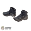 Boots: Easy & Simple Molded Zephyr Hiking Boots