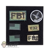 Insignia: Easy & Simple FBI Patch Set