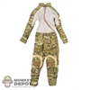 Uniform: Easy & Simple Combat Coverall Suit