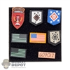 Insignia: Easy & Simple 8 Piece Patch Set