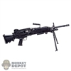Rifle: Easy & Simple MK48 Mod1 Lightweight Machine Gun