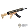 Rifle: Easy & Simple MK17 Mod0 7.62x39 Assault Rifle