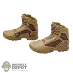 Boots: Easy & Simple Molded SI-6 Combat Boots