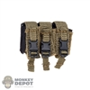 Pouch: Easy & Simple Triple 40mm Grenade Pouch