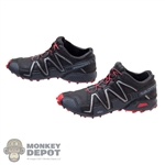 Boots: Easy & Simple Forces Speedcross 3 Sneakers
