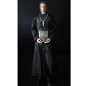 Clothing Set: Eastar Toy 1/6 Priest Vestment (LZ001)