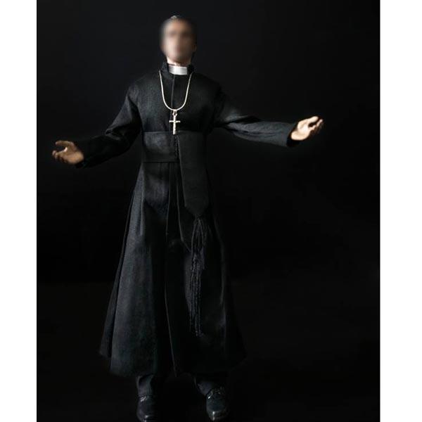 Monkey Depot Clothing Set Eastar Toy 1 6 Priest
