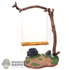 Display: End I Toys Tree w/Swing Diorama