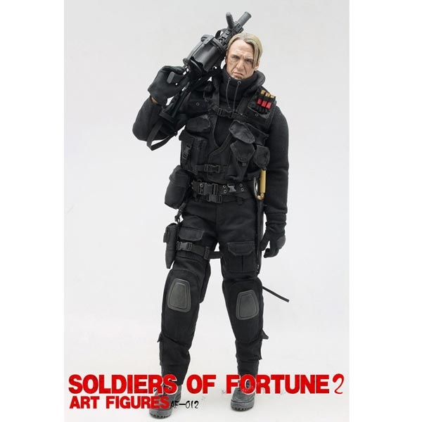 Monkey Depot Boxed Figure Art Figures Soldiers Of
