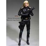 Boxed Figure: Art Figures Heavy Armoured Special Cop-Female (AF-020)