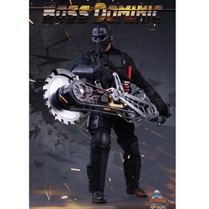 Boxed Figure: Art Figures Boss Dominic (AF-024)