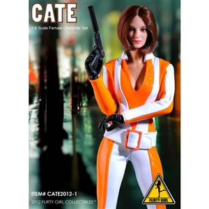 Uniform Set: Flirty Girl 1/6 Cate Character Set