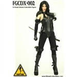 Boxed Figure: Flirty Girl CDX Assassin Figure (FGCDX-002)